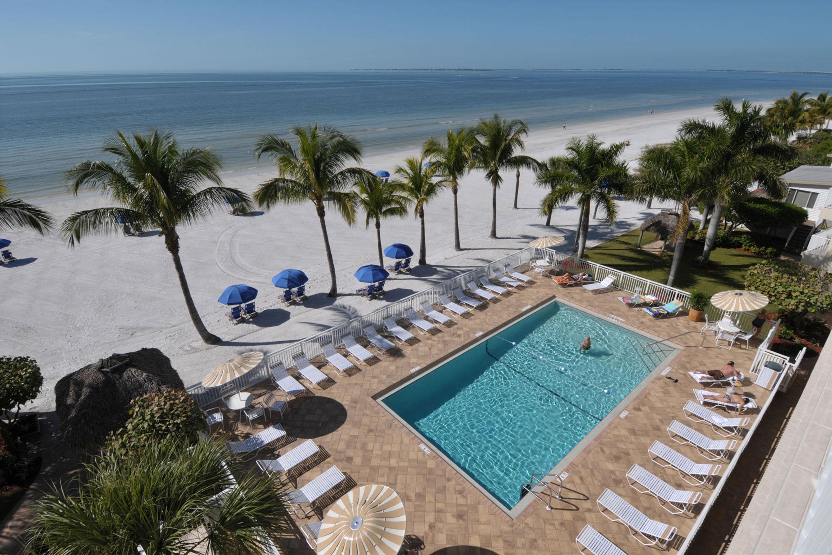 Best Western Plus Beach Resort 684 Estero Boulevard Fort Myers